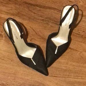 Size 8 1/2 heels by Karen Scott